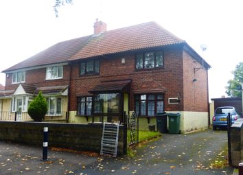 Thumbnail 3 bed property to rent in Hollyhedge Road, West Bromwich