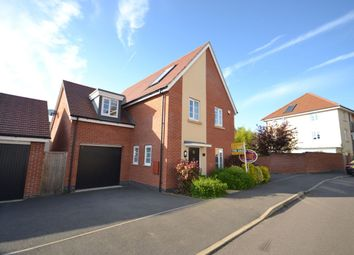 4 bed detached house for sale in Towpath Avenue, Pineham Lock, Northampton NN4