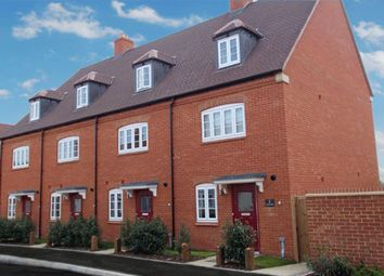 "Thumbnail 4 bedroom end terrace house for sale in ""Helmsley"" at Halse Road, Brackley"
