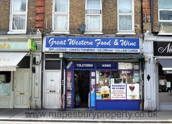 Thumbnail Retail premises for sale in Great Western Road, Maida Hill