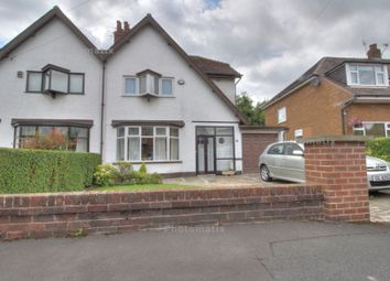 Thumbnail 3 bed semi-detached house for sale in Parklands Avenue, Penwortham, Preston