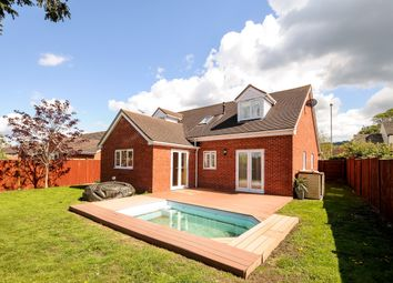 Thumbnail 3 bed detached house to rent in Main Road, Shurdington, Cheltenham