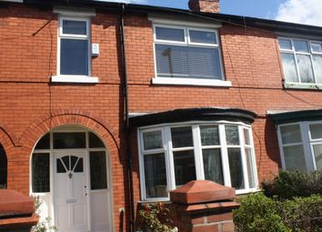 Thumbnail 4 bed terraced house to rent in Old Moat Lane, Manchester