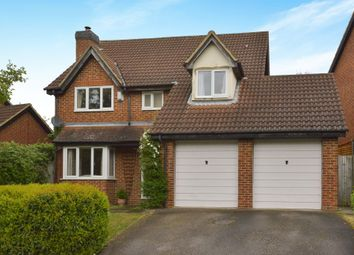Thumbnail 4 bed detached house for sale in Jenkins Close, Shenley Church End, Milton Keynes