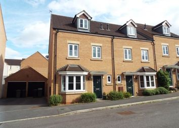 Thumbnail 4 bed end terrace house for sale in Dixon Close, Enfield, Redditch, Worcestershire