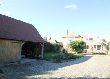 Thumbnail 4 bed detached house for sale in Clavering Walk, Bexhill-On-Sea