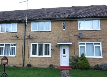 Thumbnail 2 bed terraced house for sale in Lancaster Road, Upwood, Huntingdon