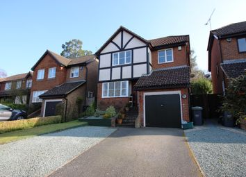 Thumbnail 4 bed detached house for sale in Griggs Way, Borough Green