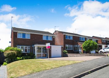 Thumbnail 4 bedroom detached house for sale in Hayes Close, Brownsover, Rugby