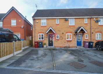 Thumbnail 2 bed end terrace house for sale in Green Close, Renishaw, Sheffield