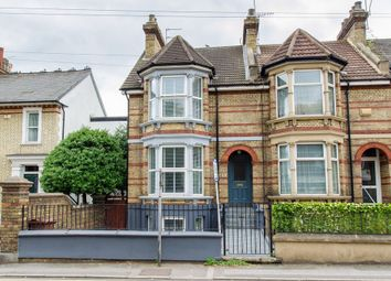 Thumbnail 3 bedroom end terrace house for sale in Old Road East, Gravesend