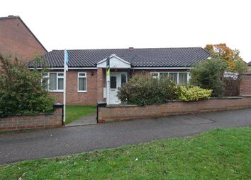 Thumbnail 3 bed detached bungalow to rent in Hillgrounds Road, Kempston, Bedford