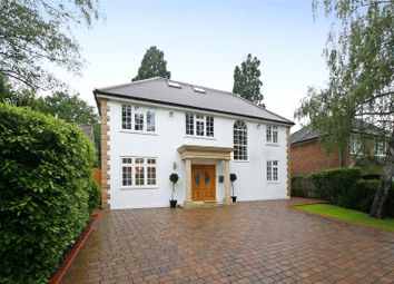 Thumbnail 7 bed detached house for sale in Henley Drive, Kingston Upon Thames, Surrey