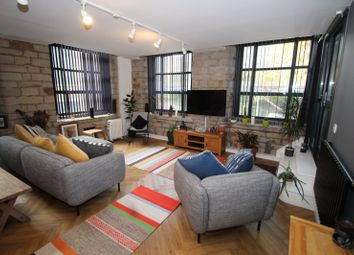 Thumbnail 1 bed flat for sale in Quarry Bank Mill, Stoney Lane, Longwood, Huddersfield, West Yorkshire