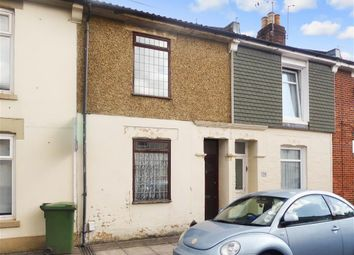 Thumbnail 2 bedroom terraced house for sale in Manor Park Avenue, Portsmouth, Hampshire