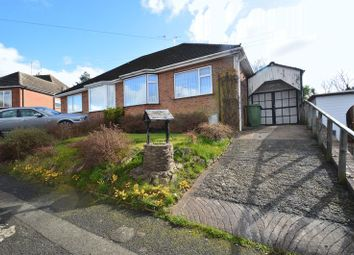 Thumbnail 2 bed semi-detached bungalow for sale in Mason Road, Redditch