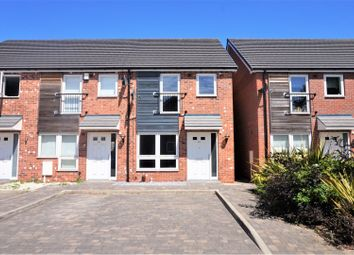 Thumbnail 2 bed end terrace house for sale in Elder Road, Grimsby