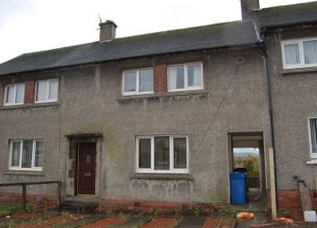 Thumbnail 3 bed terraced house to rent in Rosemount Crescent, Carstairs, South Lanarkshire