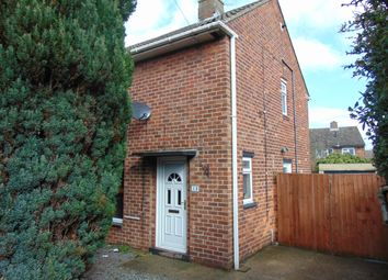 Thumbnail 2 bed semi-detached house to rent in Asterby Close, Lincoln