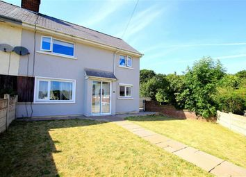 Thumbnail 3 bed semi-detached house for sale in Ffordd Ddfrydwy, Mostyn, Flintshire