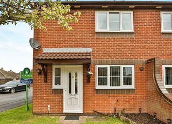 Thumbnail 3 bed semi-detached house to rent in Nene Close, Hucknall, Nottingham