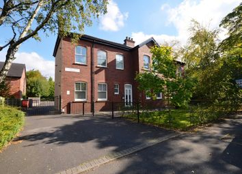 Thumbnail 2 bed flat to rent in St Christophers Avenue, Penkhull