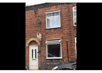 Thumbnail 2 bed terraced house to rent in Edward Street, Northwich