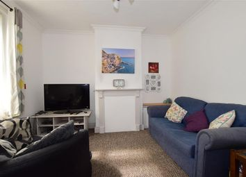 Thumbnail 3 bed terraced house for sale in Carisbrooke Road, Newport, Isle Of Wight