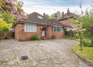 Thumbnail 3 bed detached bungalow for sale in West Hill, Aspley Guise, Milton Keynes