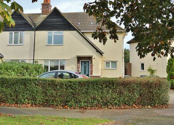 Thumbnail 1 bedroom flat for sale in Great Farthing Close, St. Ives, Cambs