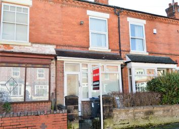 2 bed terraced house for sale in Grange Road, Kings Heath, Birmingham B14