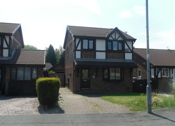 Thumbnail 3 bed detached house to rent in Church Road, Platt Bridge