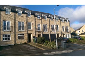Thumbnail 3 bed town house for sale in Far Highfield Close, Bradford