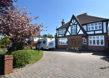 Thumbnail 4 bed detached house for sale in Gomshall Road, Cheam, Sutton
