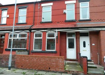 Thumbnail 3 bedroom terraced house to rent in Whalley Avenue, Levenshulme, Manchester