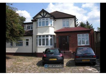 Thumbnail 1 bed flat to rent in Northolm, Edgware