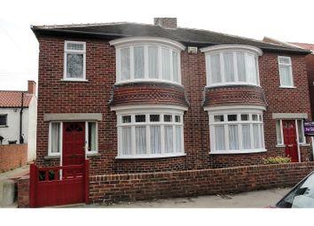 Thumbnail 3 bed semi-detached house for sale in Westgate, Guisborough