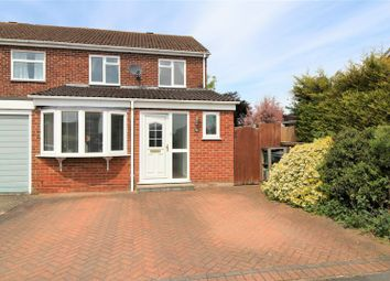 Thumbnail 3 bed semi-detached house for sale in Fylingdales, Thatcham
