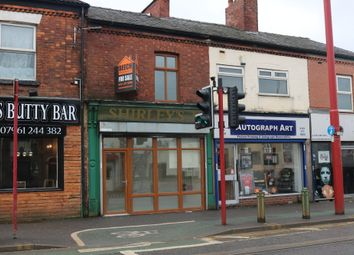 Thumbnail Retail premises for sale in Manchester Road, Droylsden, Manchester