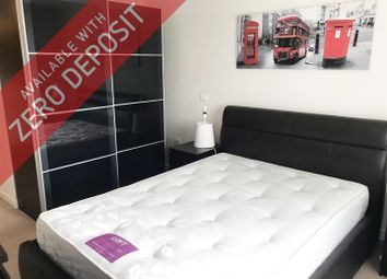 Thumbnail 1 bed flat to rent in Stockport Road, Grove Village, Manchester
