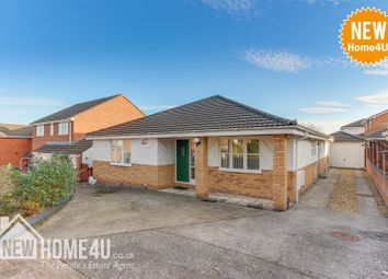 Thumbnail 4 bed detached bungalow for sale in Greenbank Drive, Flint