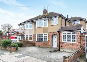 Thumbnail 4 bed semi-detached house for sale in Rise Park, Romford, Havering