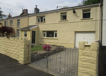 Thumbnail End terrace house for sale in Heol Gwys, Upper Cwmtwrch, Swansea, City And County Of Swansea.