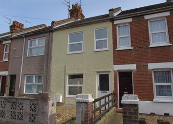 Thumbnail 2 bed terraced house to rent in Warwick Road, Clacton-On-Sea