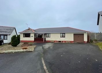 3 bed detached bungalow for sale in Maes Iwan, Ffosyffin, Aberaeron SA46
