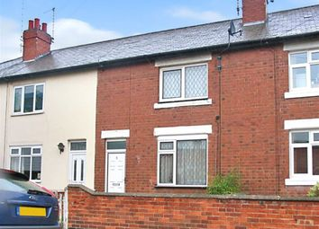 Thumbnail 3 bed terraced house to rent in Nelson Road, Beeston Rylands