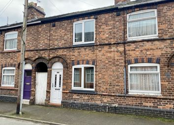 Thumbnail 2 bed terraced house for sale in Arnold Street, Nantwich