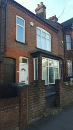 Thumbnail 2 bedroom terraced house to rent in Hitchin Road, Luton