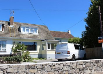 Thumbnail 2 bed semi-detached house for sale in Bownder Vean, St. Austell