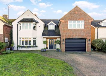 Thumbnail 5 bed detached house for sale in Clophill Road, Maulden, Bedford